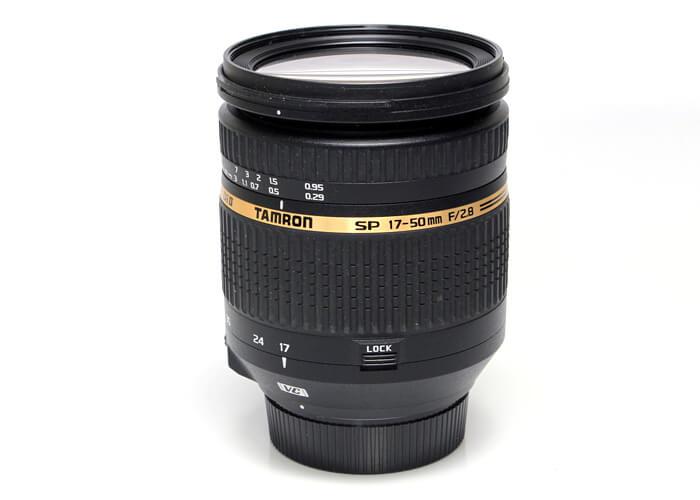 <!--記入-->TAMRON タムロン SP AF 17-50mm F/2.8 XR Di ll VC レンズ for Nikon1枚目