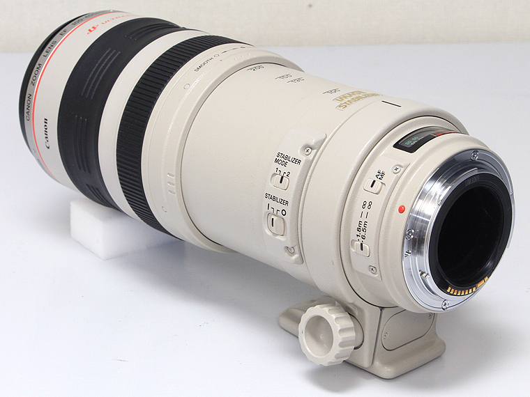 Canon(キャノン) ZOOM LENS EF 100-400mm 1:4.5-5.6 L  IS ULTRASONIC レンズ3枚目
