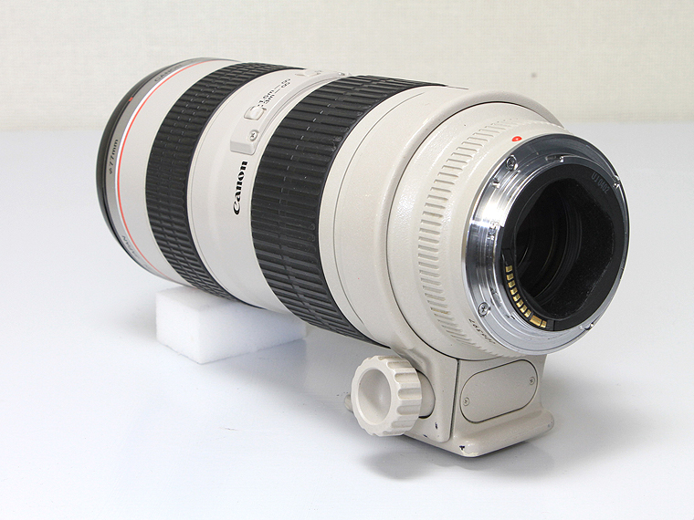 Canon(キャノン) ZOOM LENS EF 70-200mm 1:2.8 L ULTRASONIC レンズ4枚目