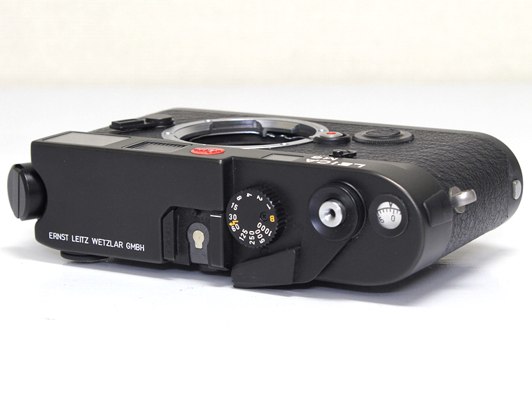 Leica M6 ブラック/レンジファインダーカメラ4枚目
