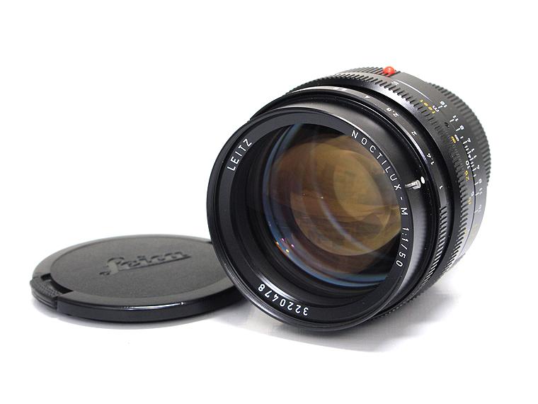 LEITZ ライカ NOCTILUX-M ノクチルックス F1 50mm レンズ2枚目
