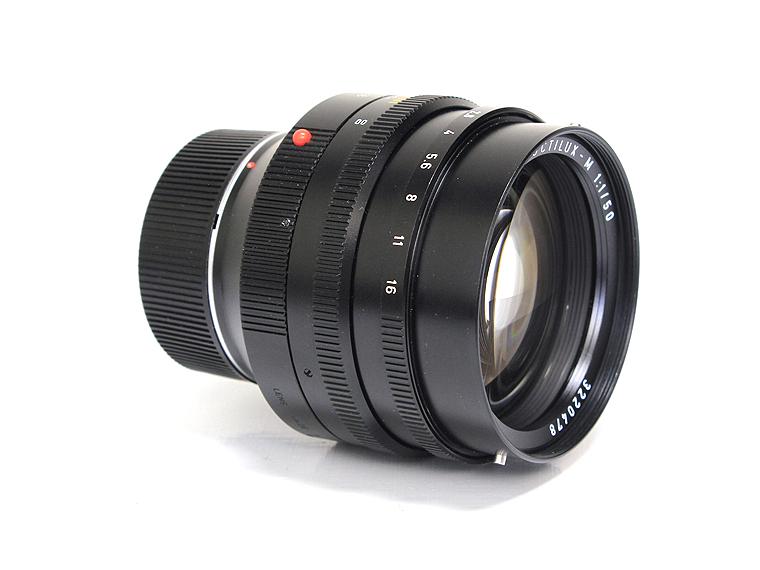 LEITZ ライカ NOCTILUX-M ノクチルックス F1 50mm レンズ3枚目