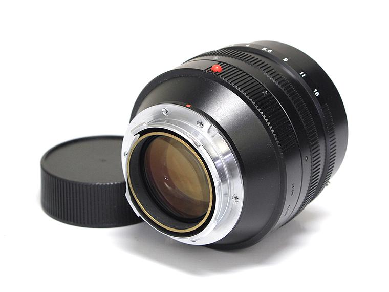 LEITZ ライカ NOCTILUX-M ノクチルックス F1 50mm レンズ4枚目