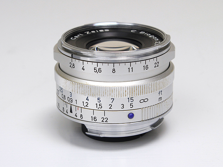 Carl Zeiss(カールツァイス)/C Biogon 35mm f2.8 ZM T* レンズ3枚目