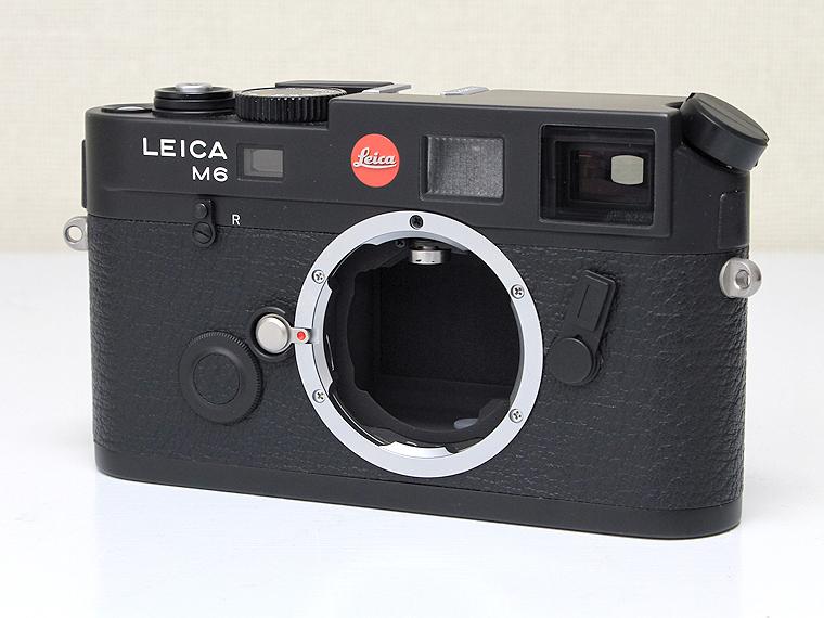 LEICA(ライカ)M6 TTL0.72 レンジファインダー1枚目
