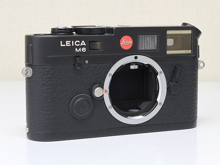 LEICA(ライカ)M6 TTL0.72 レンジファインダー2枚目