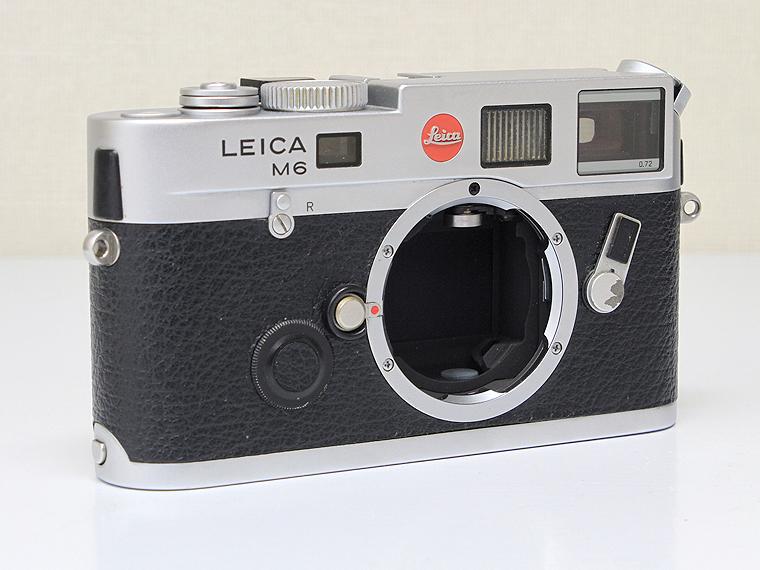 LEICA(ライカ)M6 シルバー TTL0.72 レンジファインダー2枚目