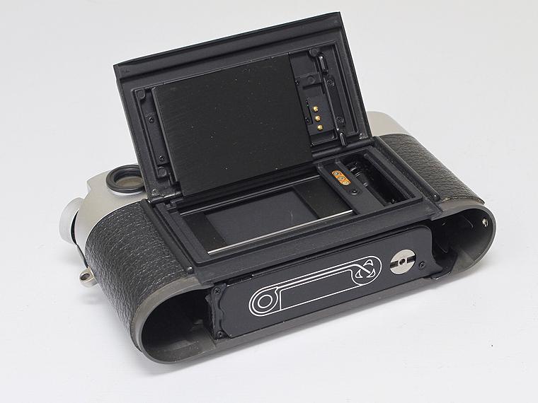 LEICA ライカ M6 シルバー TTL0.72 レンジファインダー6枚目
