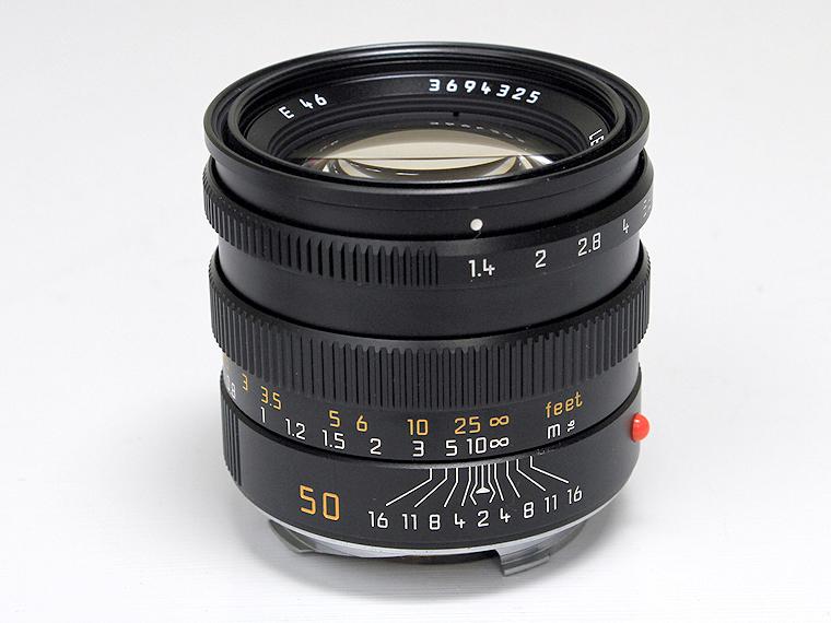 LEICA(ライカ) SUMMILUX-M(ズミルックス)F1.4 50mm レンズ2枚目