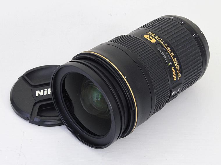 Nikon(ニコン)AF-S Nikkor 24-70mm f2.8G ED レンズ1枚目