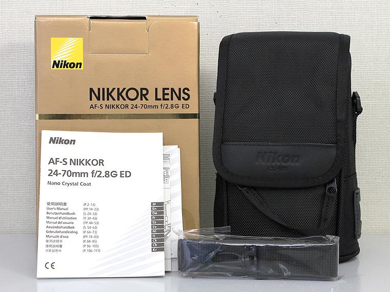 Nikon(ニコン)AF-S Nikkor 24-70mm f2.8G ED レンズ4枚目