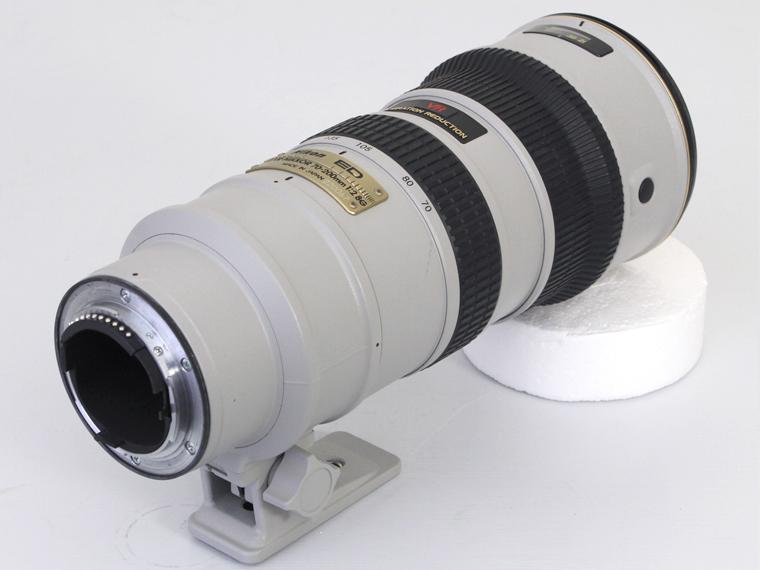 Nikon(ニコン)AF-S VR-NIKKOR 70-200mm f2.8G レンズ2枚目