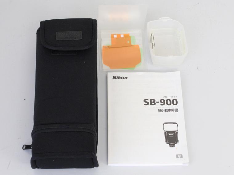 Nikon(ニコン) SPEEDLIGHT スピードライト SB-900 3枚目