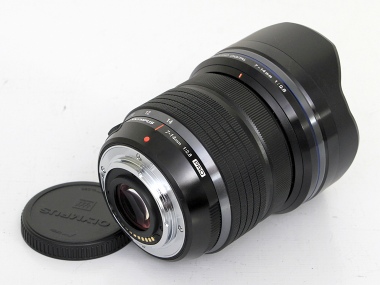 OLYMPUS(オリンパス) M.ZUIKO DIGITAL ED 7-14mm f2.8 PRO レンズ2枚目