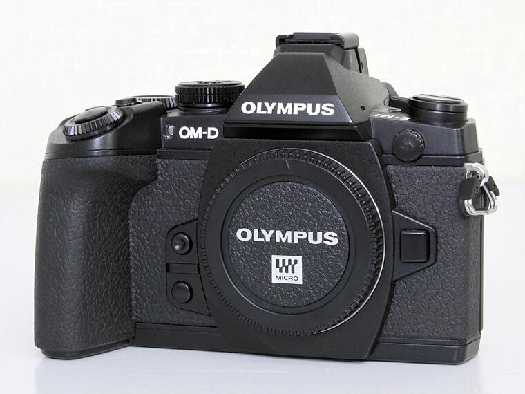 OLYMPUS オリンパス OM-D E-M1 ミラーレス一眼レフカメラ1枚目