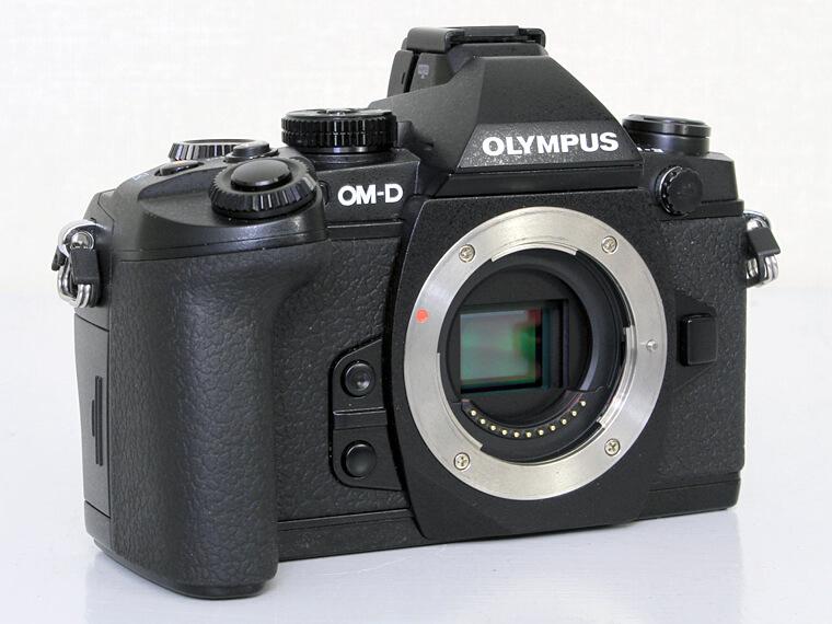 OLYMPUS オリンパス OM-D E-M1 ミラーレス一眼レフカメラ2枚目