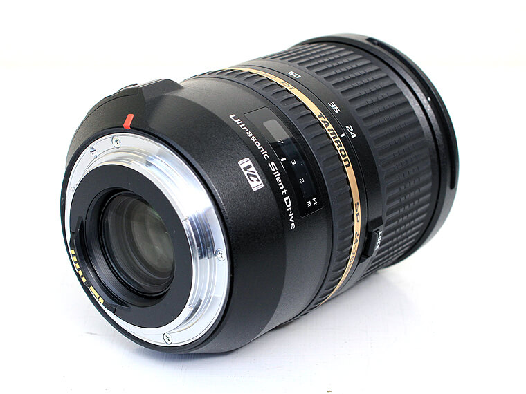 TAMRON タムロン SP 24-70mm F2.8 Di VC USD レンズ for Canon2枚目