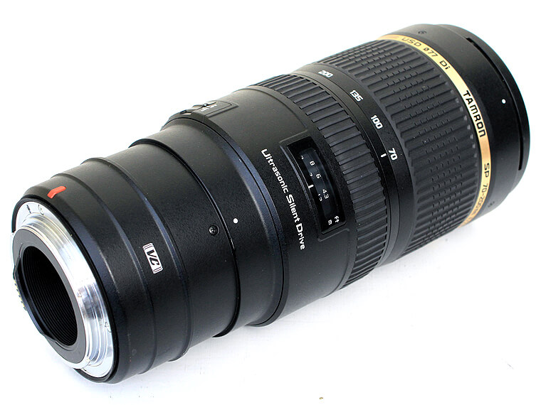 TAMRON タムロン SP70-200mm F2.8 Di VS USD レンズfor Canon2枚目