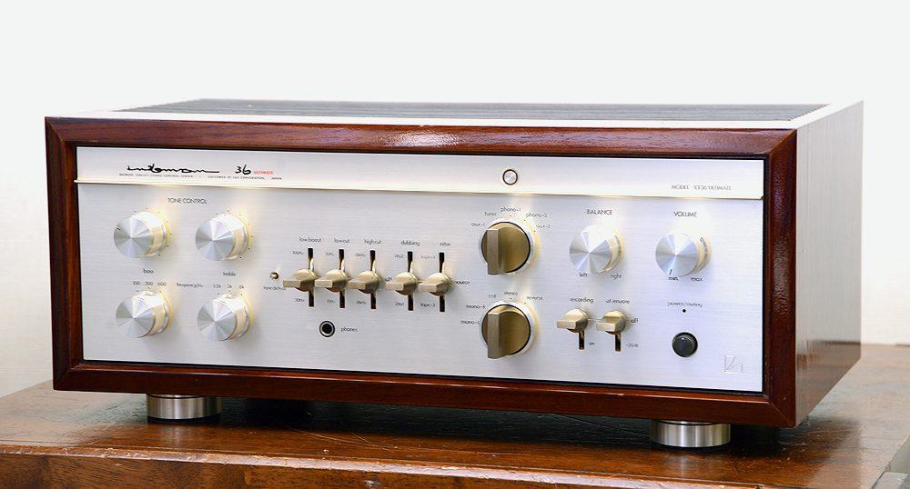 LUXMAN ラックスマン CL36 Ultimate 真空管コントロールアンプ