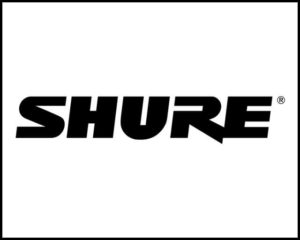 SHUREロゴ