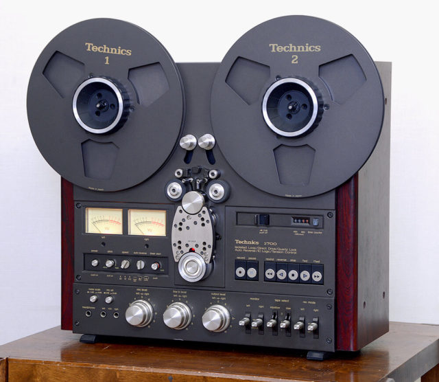 Technics RS-1700U