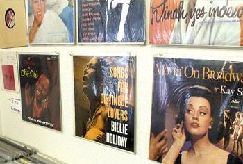 レコード・CDの買取について