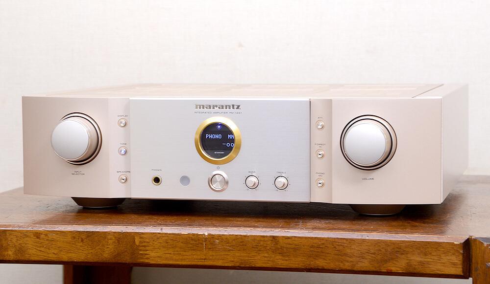 Marantz PM-14S1 プリメインアンプ