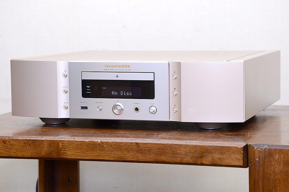 Marantz マランツ SA-14S1 SACD/CDプレーヤー