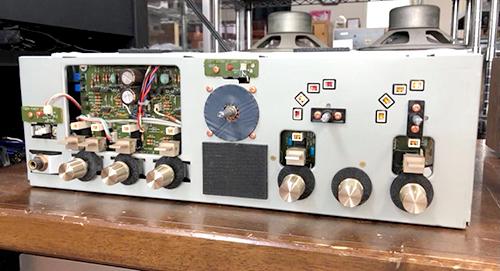 SANSUI AU-α607 MOS Limited メンテナンス