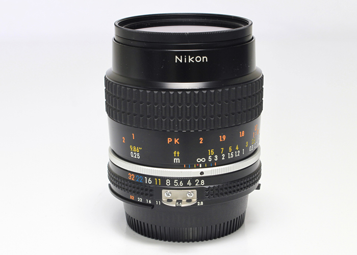 <!--記入-->Micro-NIKKOR Ai-S 55mm f2.8 マクロレンズ2枚目