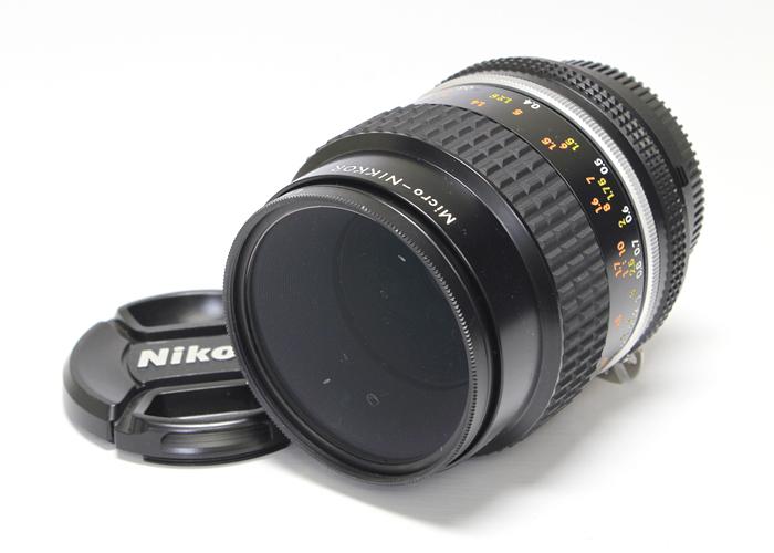 <!--記入-->Micro-NIKKOR Ai-S 55mm f2.8 マクロレンズ3枚目