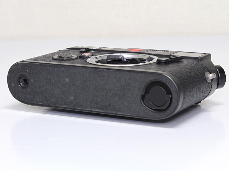 Leica M6 ブラック/レンジファインダーカメラ5枚目