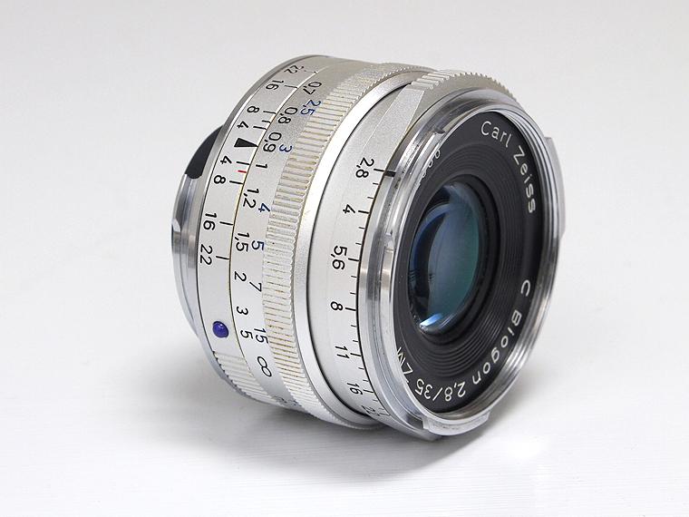 Carl Zeiss(カールツァイス)/C Biogon 35mm f2.8 ZM T* レンズ2枚目