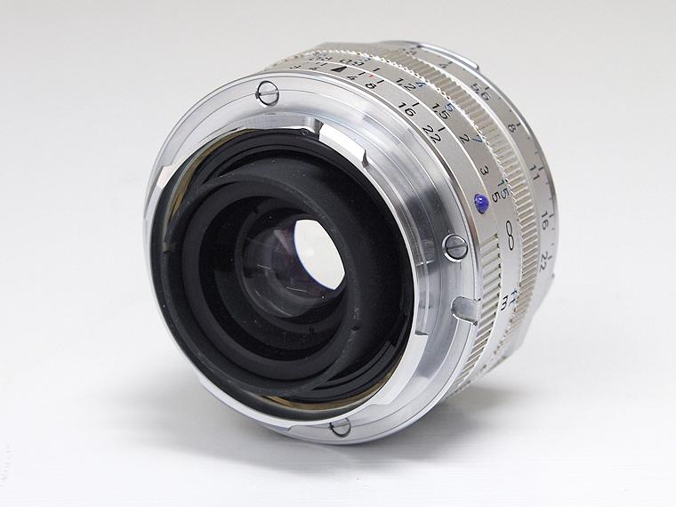 Carl Zeiss(カールツァイス)/C Biogon 35mm f2.8 ZM T* レンズ4枚目