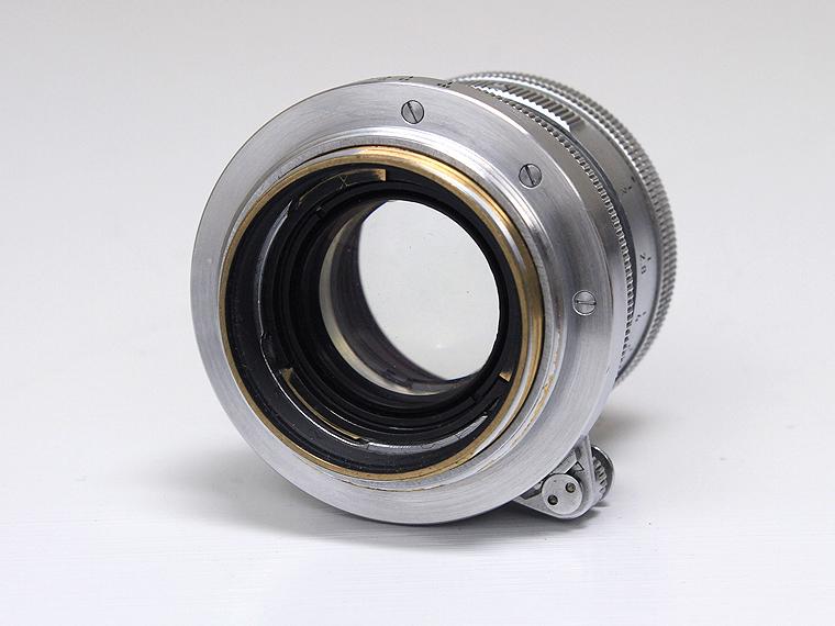 Summicron ズミクロン F2 5cm(50mm) レンズ4枚目