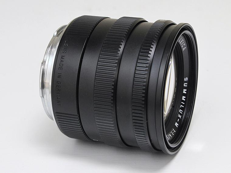 LEICA(ライカ) SUMMILUX-M(ズミルックス)F1.4 50mm レンズ3枚目