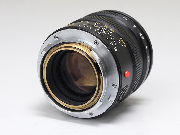 LEICA(ライカ) SUMMILUX-M(ズミルックス)F1.4 50mm レンズ4枚目