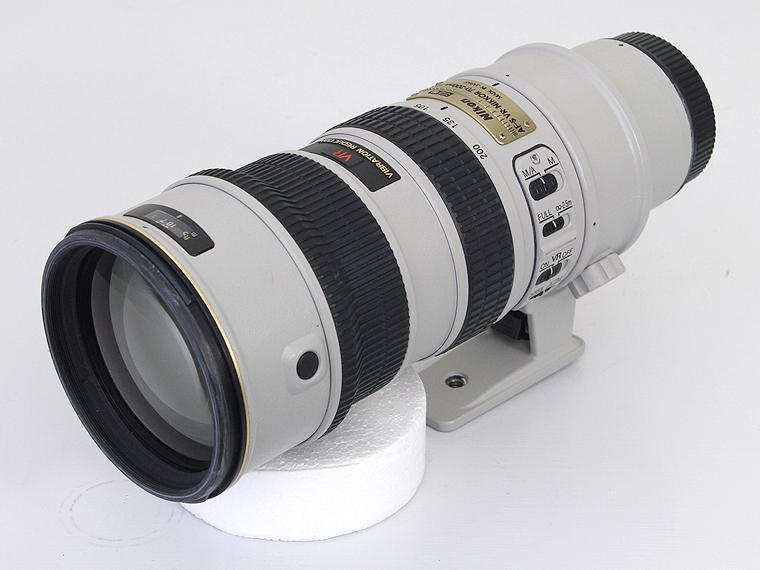 Nikon(ニコン)AF-S VR-NIKKOR 70-200mm f2.8G レンズ1枚目