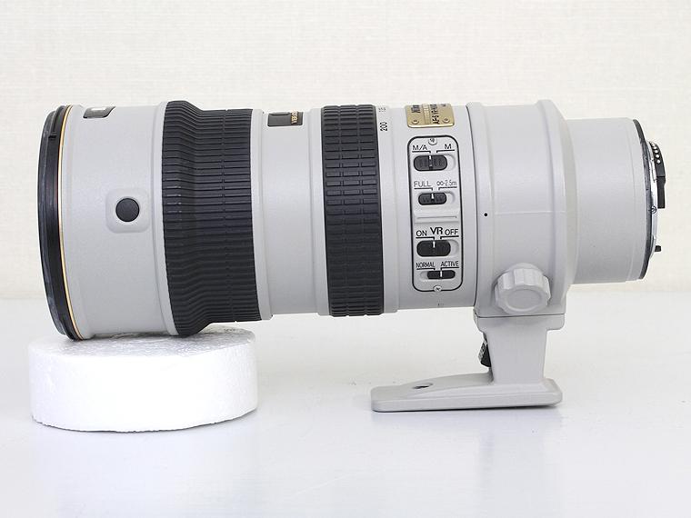Nikon(ニコン)AF-S VR-NIKKOR 70-200mm f2.8G レンズ3枚目