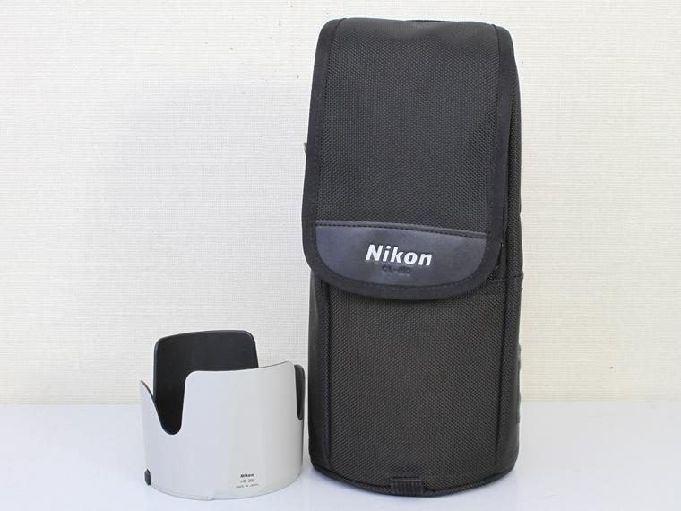 Nikon(ニコン)AF-S VR-NIKKOR 70-200mm f2.8G レンズ4枚目