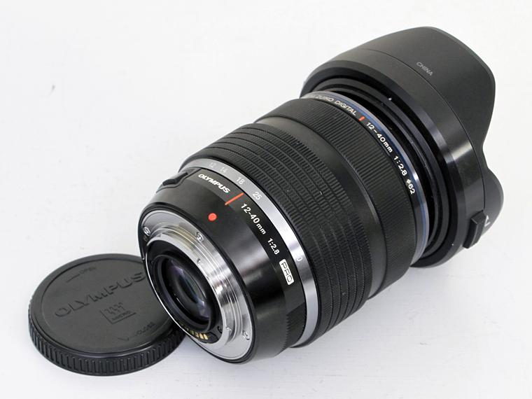 OLYMPUS(オリンパス) M.ZUIKO DIGITAL ED 12-40mm f2.8 PRO レンズ3枚目