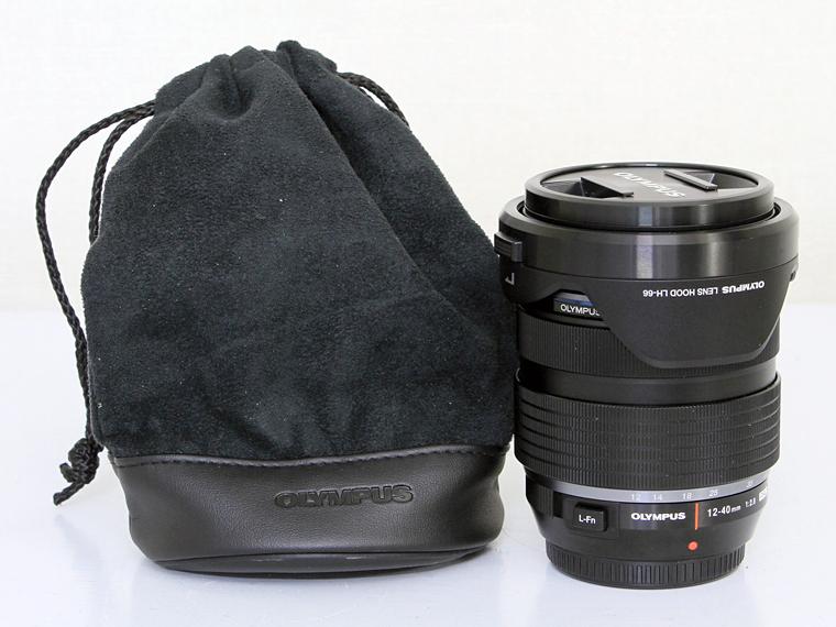 OLYMPUS(オリンパス) M.ZUIKO DIGITAL ED 12-40mm f2.8 PRO レンズ4枚目