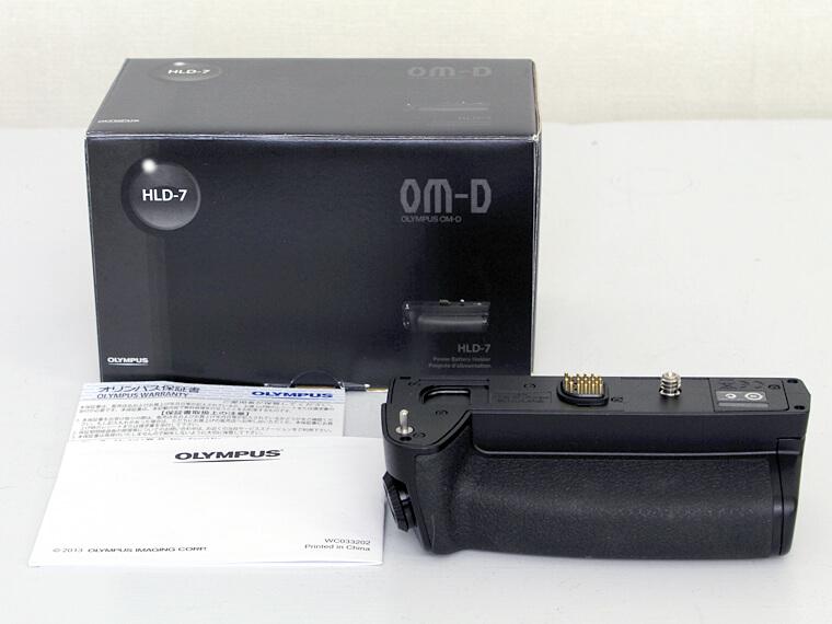 OLYMPUS(オリンパス)O-MD HLD-7 バッテリーホルダー3枚目
