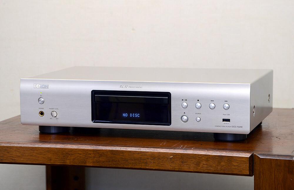 DCD-755RE CDプレーヤー1枚目