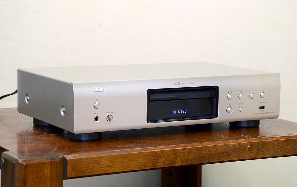 DCD-755RE CDプレーヤー2枚目