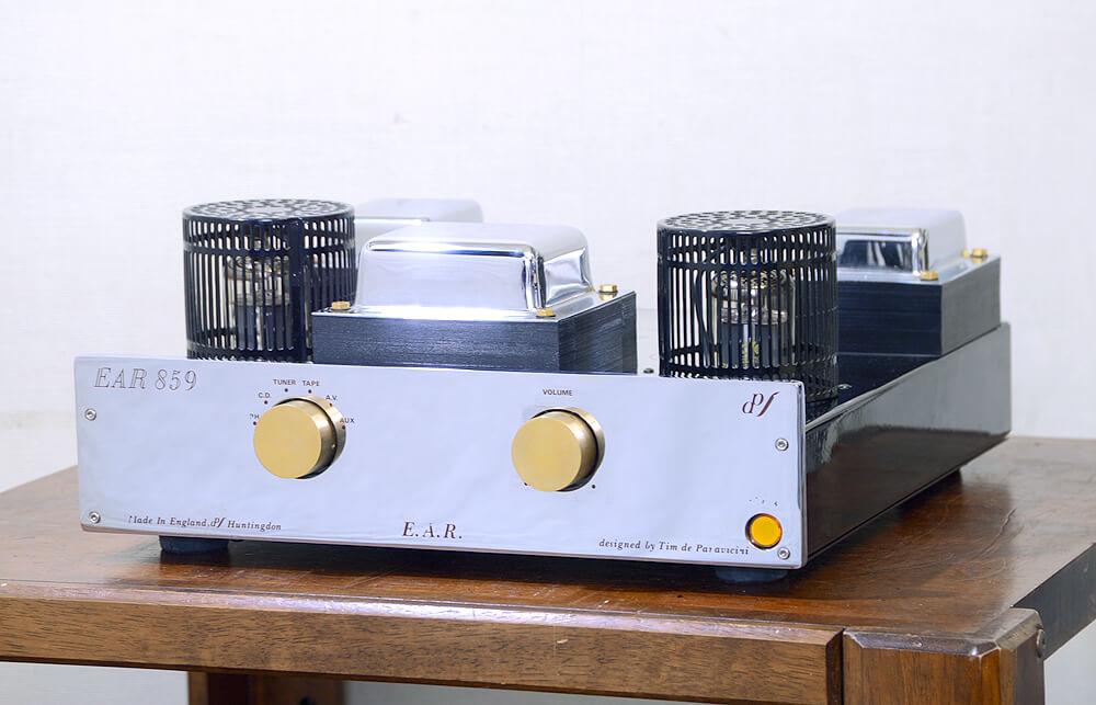 EAR EAR859 真空管プリメインアンプ1枚目