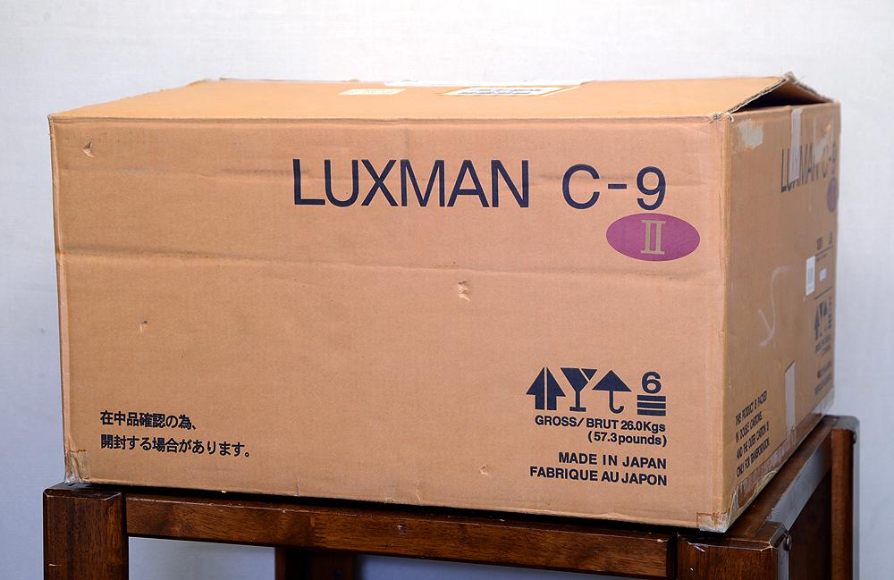 LUXMAN C-9Ⅱ コントロールアンプ6枚目