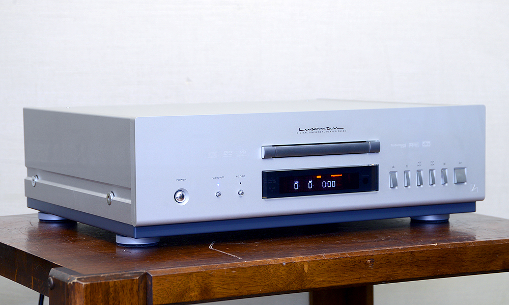 LUXMAN DU-80 デジタルユニバーサルプレーヤー2枚目