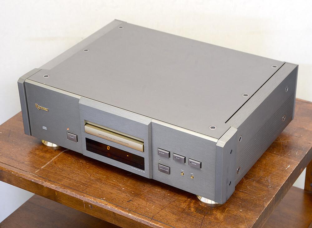 ESOTERIC P-30 CDトランスポート4枚目