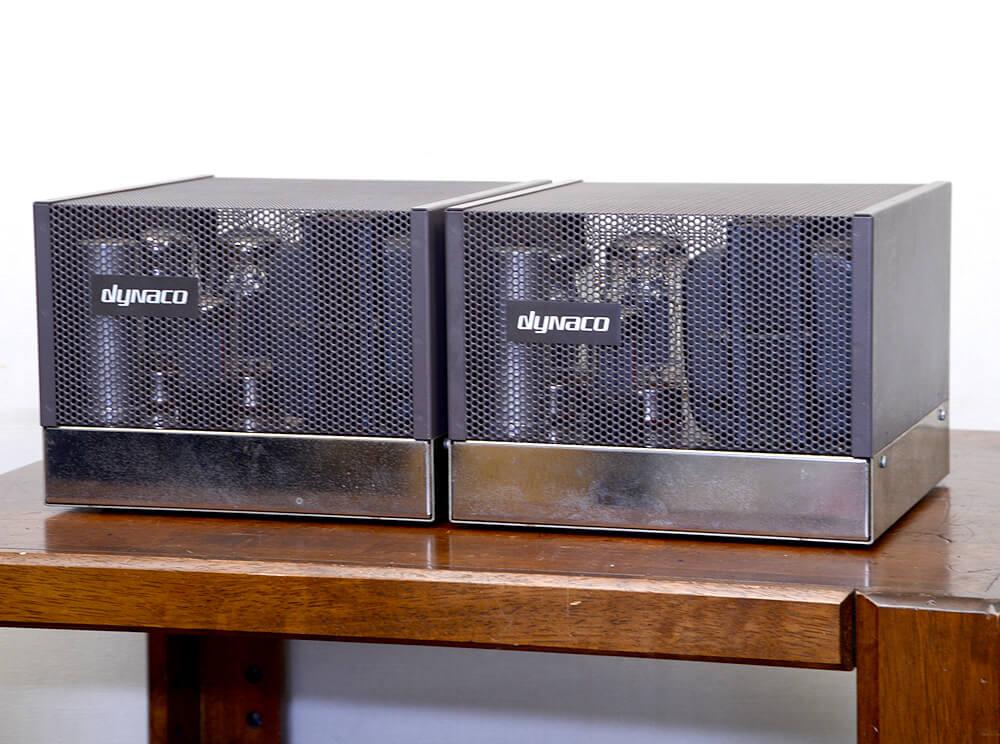 DYNACO Mark-III 真空管モノラルパワーアンプ1枚目